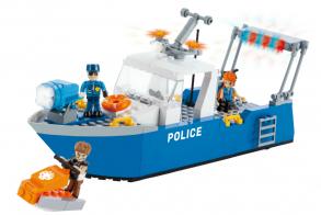 COBI Police Patrol Boat
