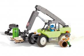 COBI Long Arm Forklift