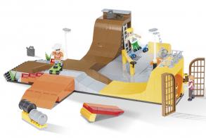 COBI Crazy Skatepark