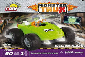 COBI Villain Ride