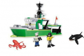 COBI Scientific Boat S2