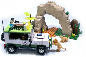 COBI Safari Off-Road