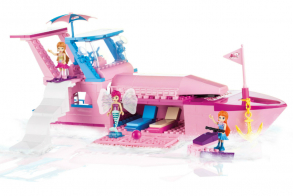 COBI Winx Yachting Time