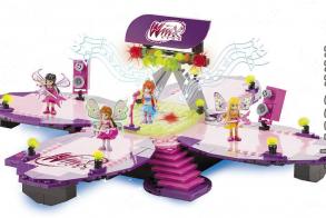 COBI Winx Mega Music Stage