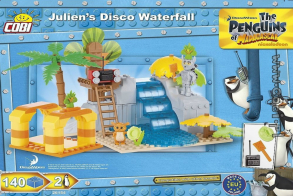 COBI Julien's Disco Waterfall