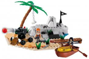 COBI Treasure Island