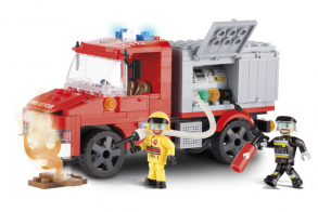 COBI City Pumper Truck