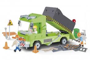 COBI Civil Service Dump Truck