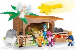 COBI Nativity Scene
