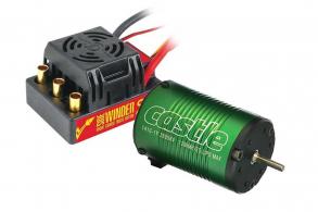 Castle Creations  SV3 Sidewinder SCT System 3800kV