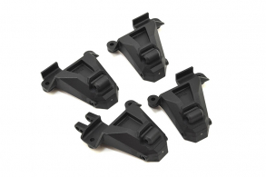 TRAXXAS запчасти SHOCK TOWERS, FRONT & REAR (LE