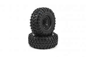 TRAXXAS запчасти TIRES AND WHEELS, ASSEMBLED, G