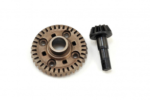 TRAXXAS запчасти RING GEAR, DIFFERENTIAL: PINIO
