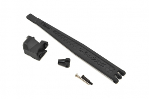 TRAXXAS запчасти HOLD DOWN, BATTERY: BATTERY CL