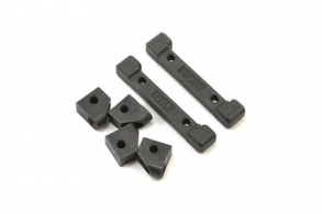 TRAXXAS запчасти MOUNTS, SUSPENSION ARMS (4): H