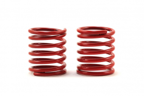 TRAXXAS запчасти SPRING, SHOCK (RED) (2)