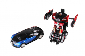 MZ Трансформер Bugatti Veyron 1:14