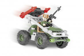 COBI Rocket Support Vehicle