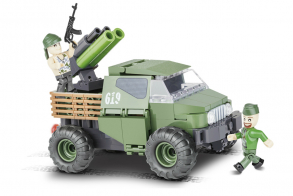 COBI Armored Pickup Truck 4WD