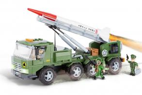 COBI Mobile Ballistic Missile Launcher