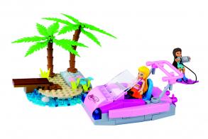 COBI WINX Island Getaway