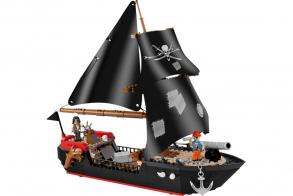COBI Corsair Ship