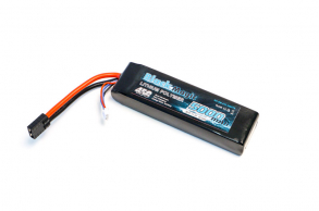 Black Magic LiPo 11,1В(3S) 5000mAh 45C Soft Case Traxxas plug