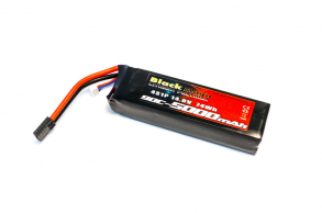 Black Magic LiPo 14,8V(4S) 5000mAh 90C Traxxas plug