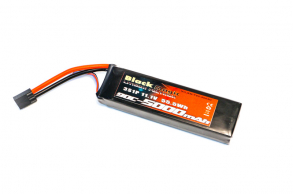 Black Magic LiPo 11,1V(3S) 5000mAh 90C Traxxas plug
