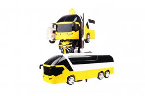 MZ Трансформер Автобус 1:14