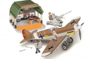 COBI Messerschmitt BF 109 African Mission