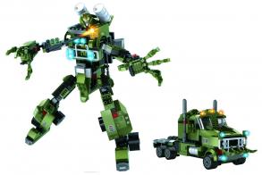 Ausini Грузовик-робот