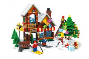 Ausini Christmas shop
