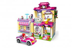 Brick Cherry House