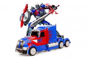 MZ Трансформер Optimus Prime 1:14