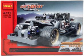 Decool Хот-род Getaway racer