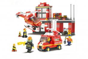 Sluban Пожарная станция