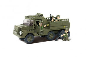 Sluban Армейский грузовик
