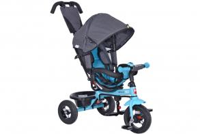 Werter Berger Велосипед детский 3-х колесный T16 синий