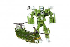 HC-Toys Трансформер Робот-вертолет