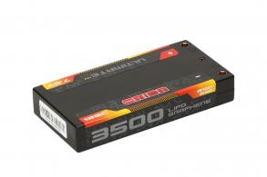 Team Orion Batteries Ultimate Graphene HV Lipo 7.6 V (2s) 3500mAh 120C Hard Case Tubes