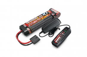 TRAXXAS Battery Battery:charger completer pack 2983G