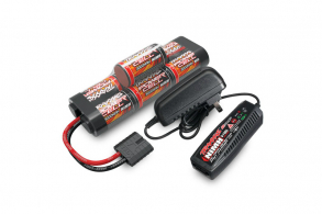 TRAXXAS Battery Battery:charger completer pack 2984G