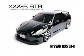 MST XXX-R RTR 1:10 NISSAN R35 GT-R 4WD