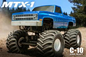 MST MTX-1 1:8 4WD
