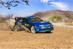 MST XXX Rally RTR 1:10 SUBARU IMPREZA WRC 2008 4WD