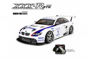 MST XXX-R RTR 1:10 BMW M3 GT2 4WD