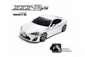 MST XXX-R RTR 1:10 Toyota GT-86 4WD