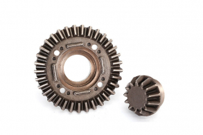 TRAXXAS запчасти RING GEAR, DIFFERENTIAL: PINION