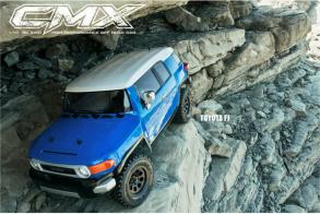 MST CMX KIT 1:10 TOYOTA FJ 4WD
